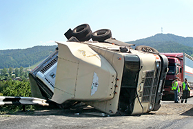 Los Angeles Truck Accident Lawyer Common Causes