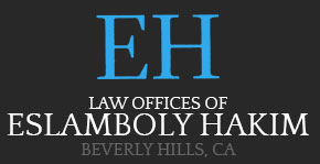 EH | Law Offices Of Eslamboly Hakim, Beverly Hills, CA