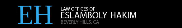 EH Law Offices of Eslamboly Hakim - Beverly Hills, CA